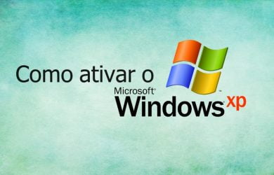 Como ativar o Windows XP
