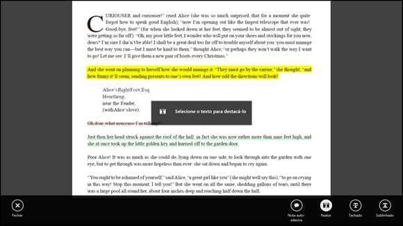 Adobe Reader Touch