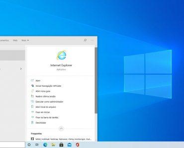 Microsoft remove Internet Explorer na última versão do Windows 10 Insider