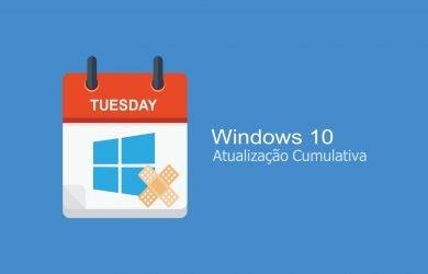 Atualização Cumulativa do Windows 10