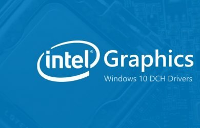 Intel Graphics - Windows 10 DCH Drivers
