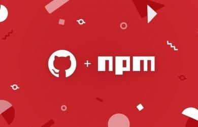 npm está entrando no GitHub