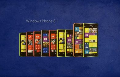 Lumia com Windows Phone 8.1