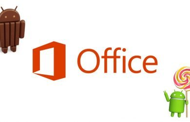 Office para Android Kitkat e Lollipop