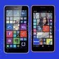 Lumia 640 e Lumia 640 XL