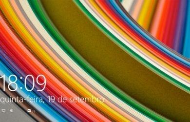 como desativar tela de bloqueio no windows 8.1