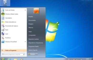 Desligar o Windows 7 sem instalar atualizações
