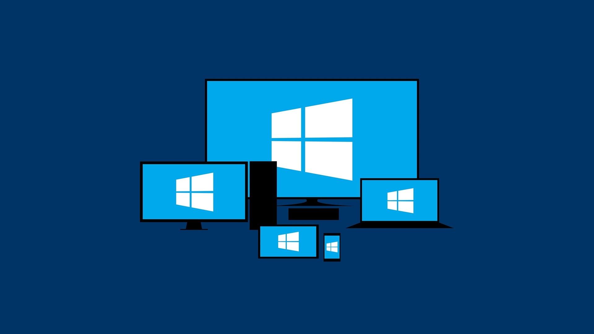 New Windows Logo Wallpaper HD