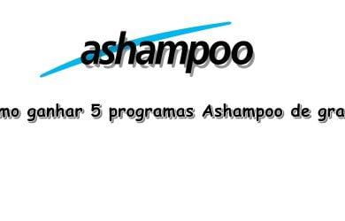 programas Ashampoo de graça