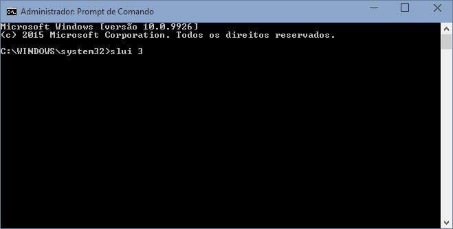 Ativar o Windows 10