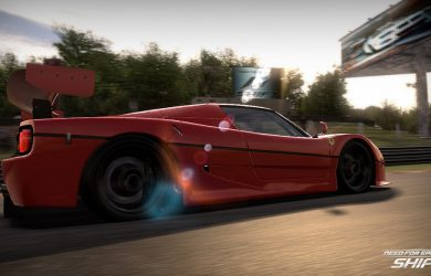 Tema Need For Speed: Shift