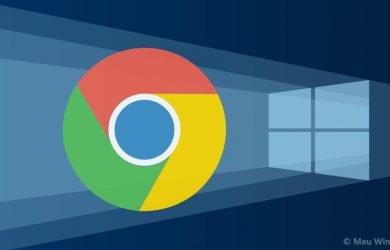 Google Chrome como o navegador padrão