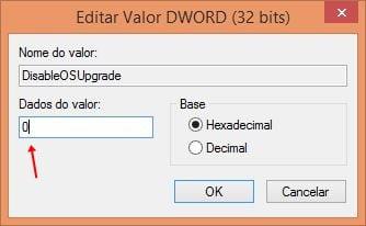 valor Hexadecimal 0