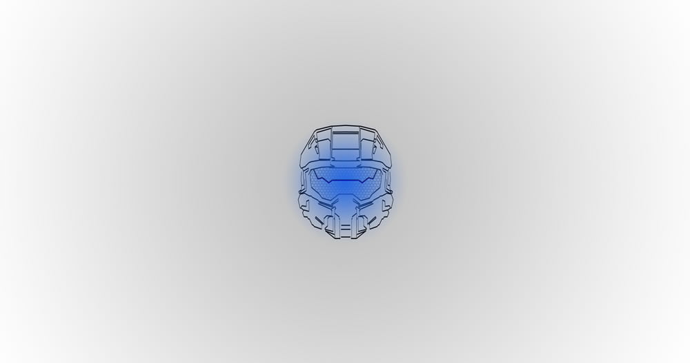 Reg Master Chief Desktop Blue 1