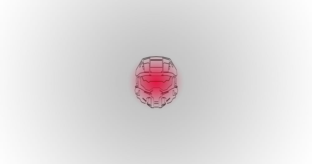 Reg Master Chief Desktop Red 1