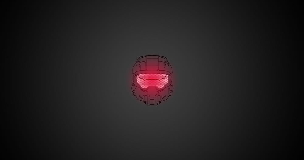 Reg Master Chief Desktop Red 3