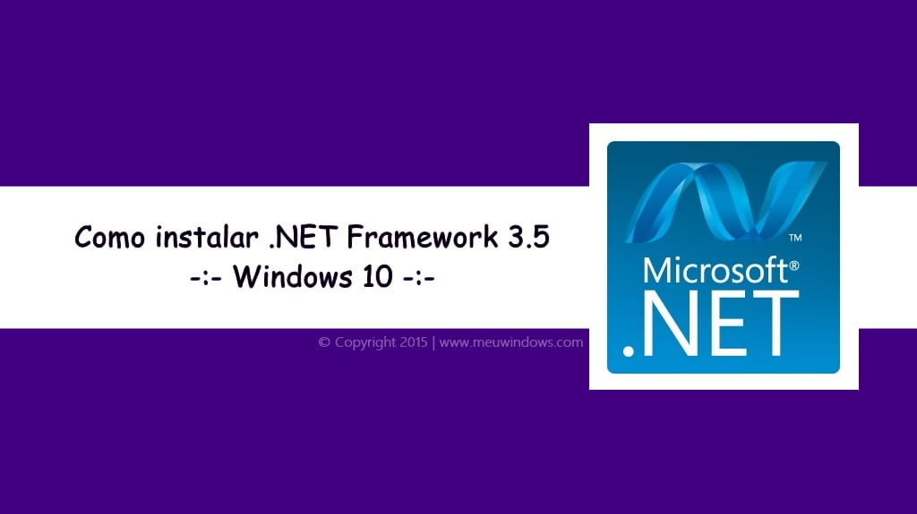 Framework 3.5 для windows 10