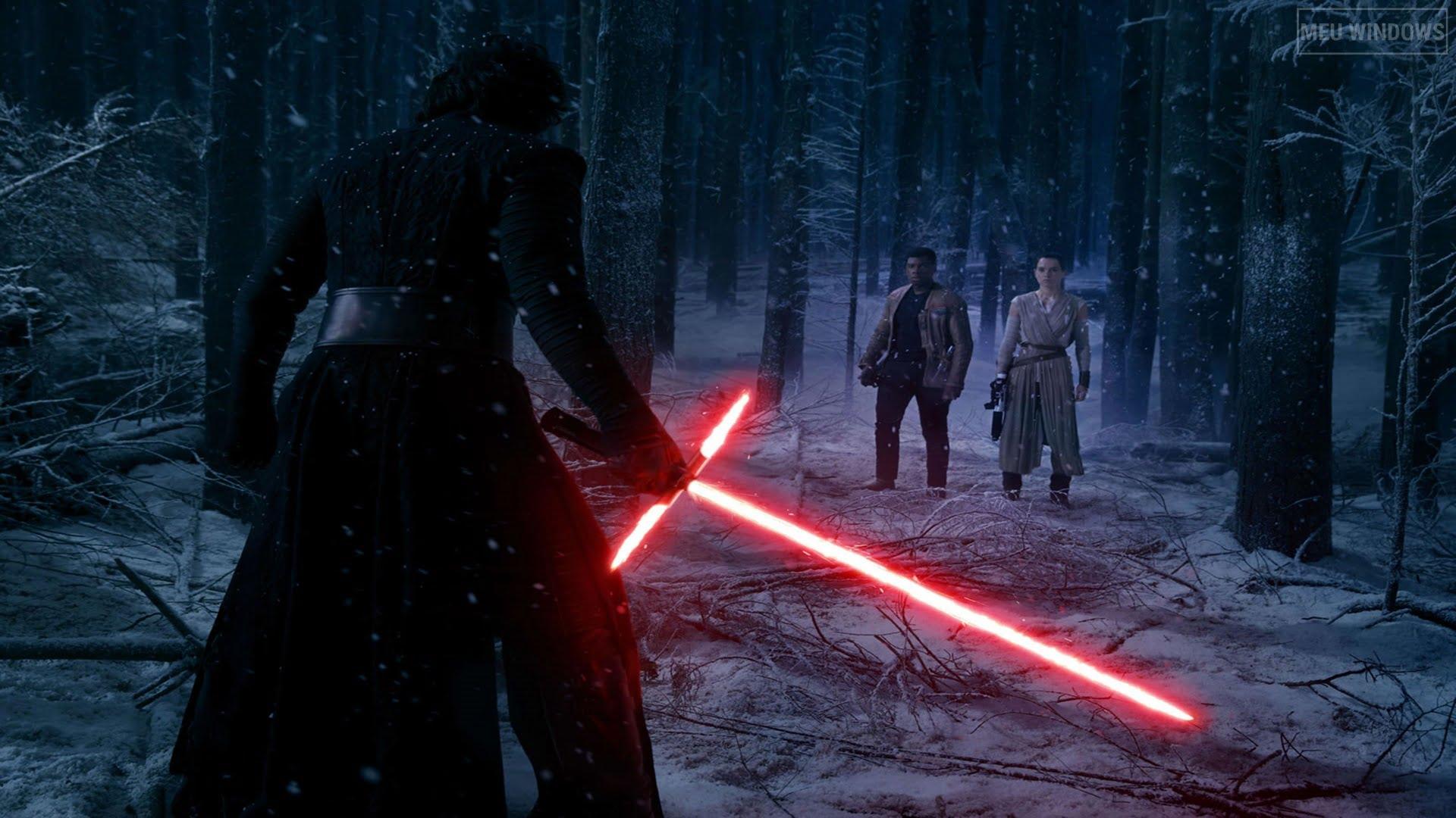 Star Wars - O Despertar da Força Wallpaper 02