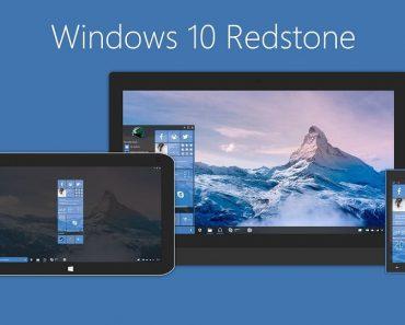 Windows 10 Redstone: Algumas informações da primeira build