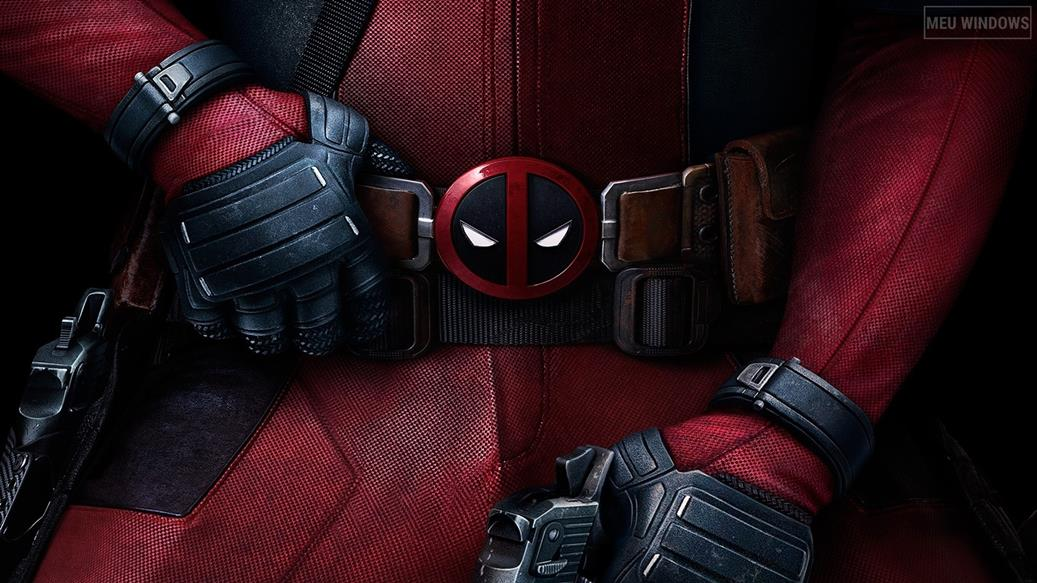 Tema Deadpool para Windows 10 e Windows 8.1 - Meu Windows Onedrive Login