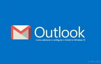 Gmail no Windows 10