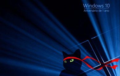 Atualização de Aniversário do Windows 10