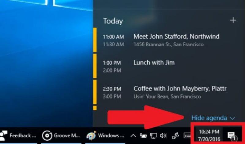 Novidades da Atualização de Aniversário do Windows 10 2