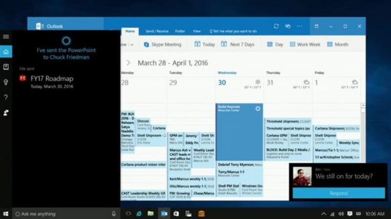 Novidades da Atualização de Aniversário do Windows 10 7