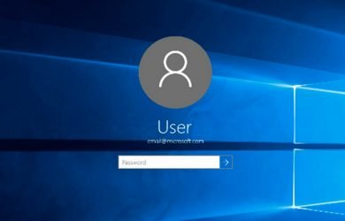 Fazer login automaticamente no Windows 10