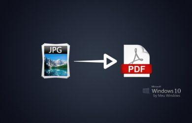PDF com várias imagens