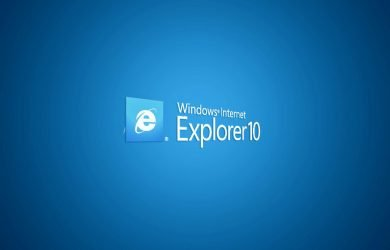 Internet Explorer no Windows 10