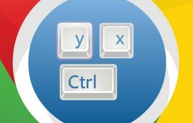 Atalhos de teclado do Google Chrome