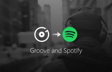 Groove e Spotify