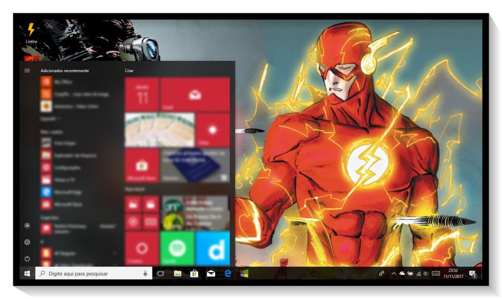 Tema Flash