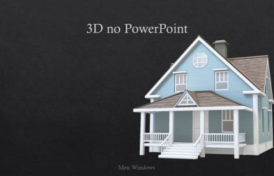 3D no PowerPoint