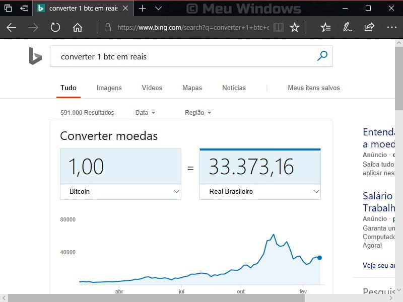 Converta Com O Microsoft Edge