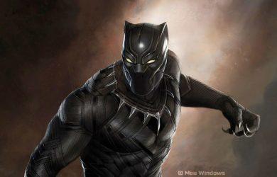 Tema Pantera Negra