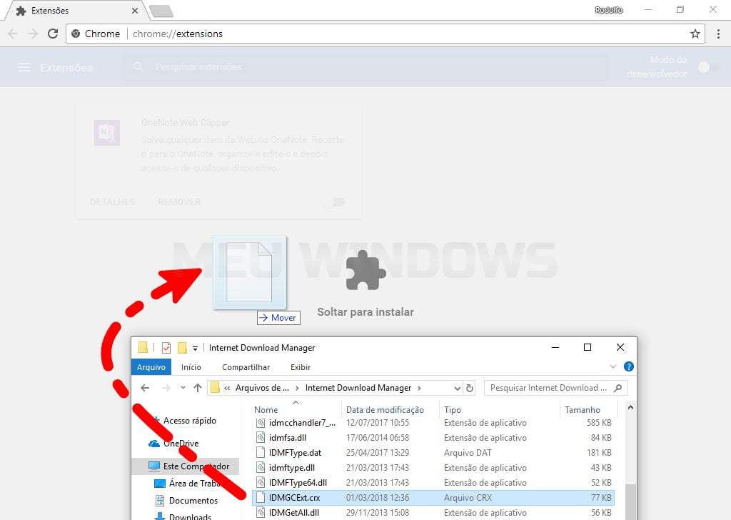 Como ativar e instalar a extenso idm no google chrome meu windows extenso idm no google chrome ccuart