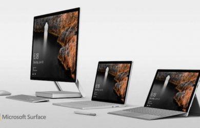 Windows Desktop Surface
