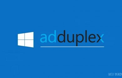 Relatório do AdDuplex para o Windows 10