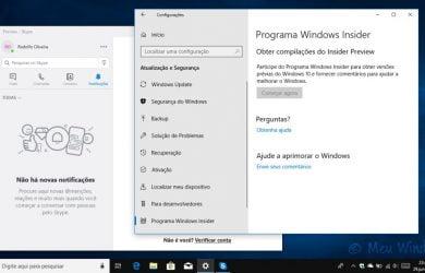 Como obter o novo Skype para Windows 10