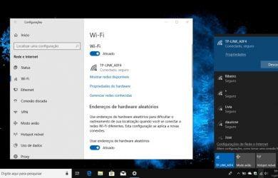 Como se conectar a uma rede Wi-Fi no Windows 10