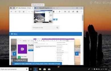 Silencie páginas da Web enquanto navega no Microsoft Edge