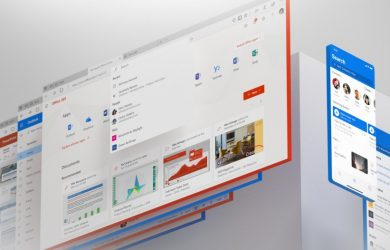 Fluent Design e Office