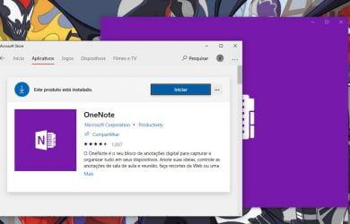 Microsoft anuncia novidades para o OneNote este mês