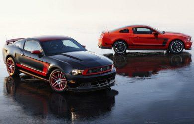 Tema Ford Mustang