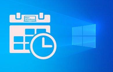 Como sincronizar o relógio do Windows 10