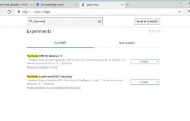 Microsoft Edge Chromium suportará o Netflix em 4K