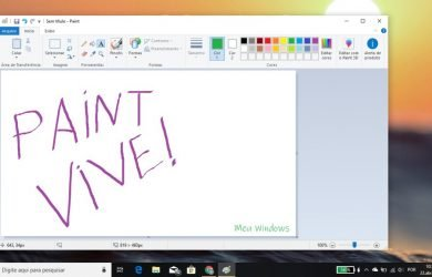 Microsoft não removerá o Paint do Windows 10