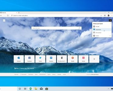 Novos recursos para o Microsoft Edge Chromium estão chegando em breve